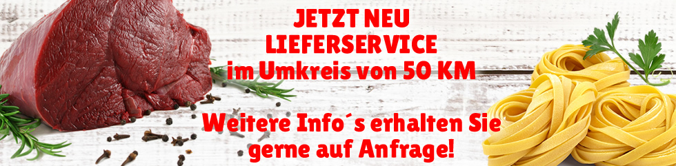 banner lieferservice - Homepage